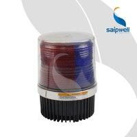 Promo IP54 2 W semilla magnética de medición LED estroboscópico de la luz de advertencia propósito General