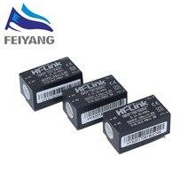 10 pcs/lot HLK PM01 HLK PM03 HLK PM12 AC DC 220V à 5V mini module dalimentation domestique intelligent commutateur module dalimentation