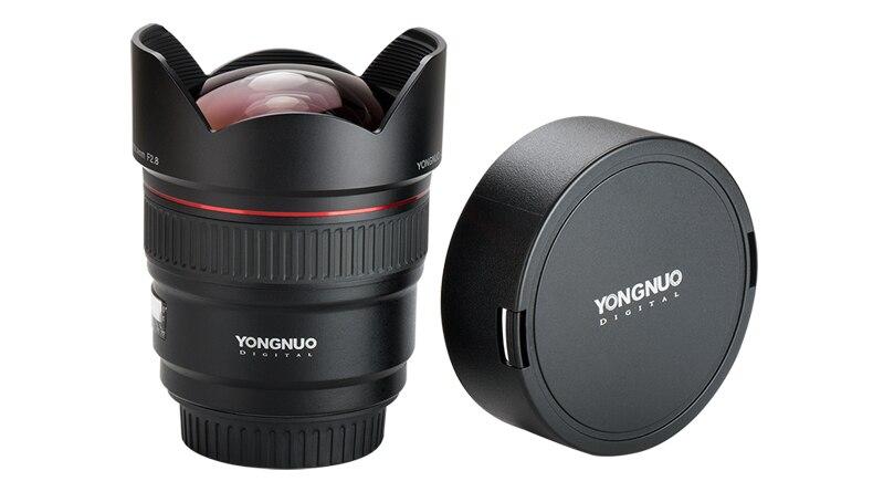 Yongnuo YN14mm Lens  F2.8 AF MF Autofocus Ultra Wide Angle Prime Lens 14mm for Canon 5D Mark III IV 6D 700D 80D 70D DSLR Camera yongnuo yn35mm af mf fixed focus camera lens f2n f2 0 wide angle f mount for nikon d7200d7100 d300 d5500 d500 dslr free lens bag