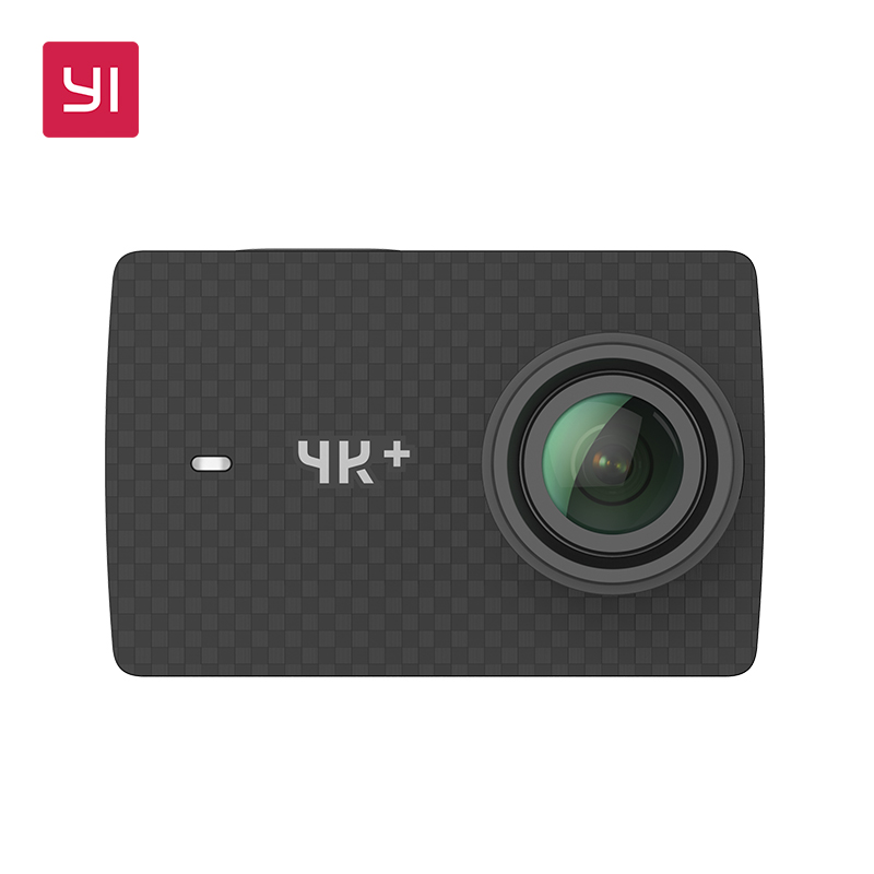 YI 4K+(Plus) Action Camera Set International Edition FIRST 4K/60fps Amba H2 SOC Cortex-A53 IMX377 12MP CMOS 2.2LDC RAM EIS WIFI yi 4k action camera 2 19 eis ldc screen ambarella a9se cortex a9 arm 12mp cmos wifi international version