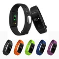 2017 New Bracelet ID107 Sport Smart Wristband Bluetooth 4.0 Smart Band Heart Rate Sleep Monitor Smart Bracelet pk Mi Band 2