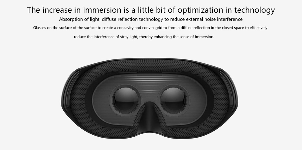 Newest Original Xiaomi Mi VR Play 2 Virtual Reality Glasses 3D Glasses Immersive for 4.7-5.7 inch for Smart Phones VR 2.0 BOX 11