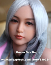 NEW! Top quaity sexy doll silicone head for lifelike love doll, oral real sex toy for men, sex products