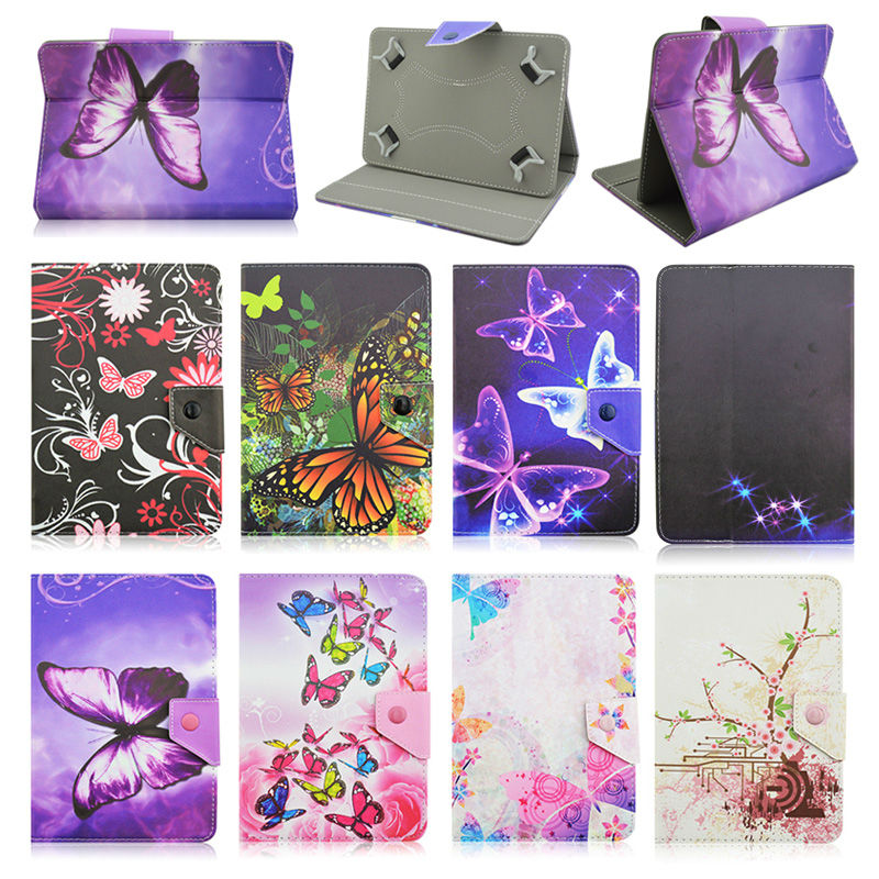 For Irbis TX58 10.1 inch Universal PU Leather Magnetic Cover Case Android 10 inch Tablet PC PAD +Center Film+pen KF492A butterfly pu leather stand case cover for tablet irbis tx12 10 1 inch universal 10 inch tablet cases center film pen kf492a