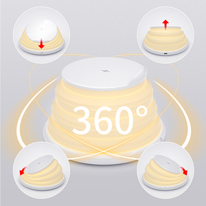 Image 5 - FPU เดสก์ท็อป Night โคมไฟ LED Qi Wireless Charger ผู้ถือโทรศัพท์ Fast CHARGING สำหรับ iPhone XS MAX XR X Samsung S10e s10 + S9 S8 หมายเหตุ 8
