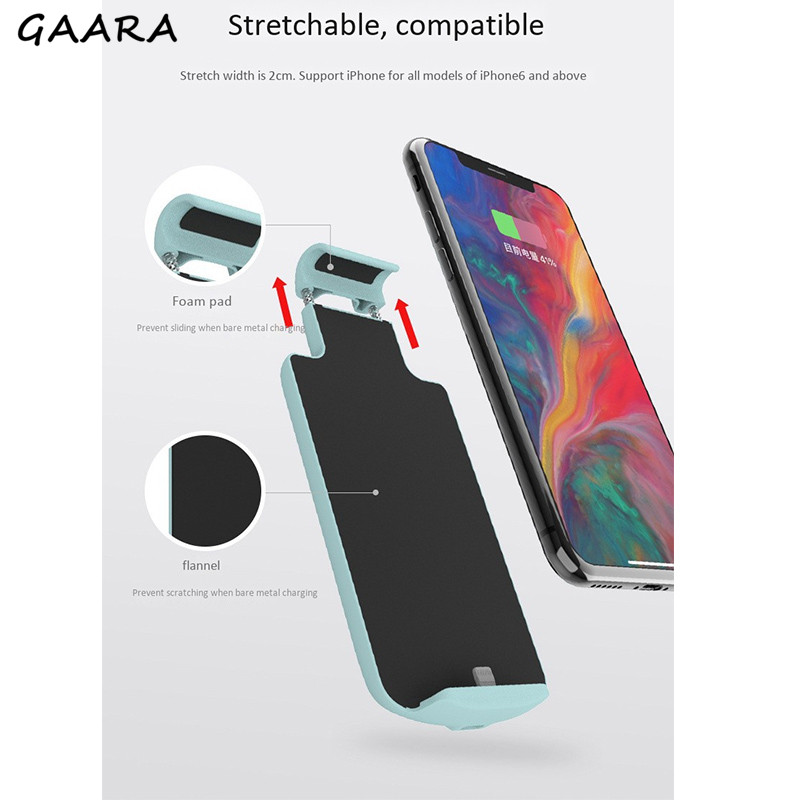Slim <font><b>Battery</b></font> <font><b>Case</b></font> for <font><b>Xiaomi</b></font> <font><b>Mi</b></font> 5X 6 6X 8 9 SE Max 2 5000mAh External Power Bank <font><b>Case</b></font> for <font><b>Xiaomi</b></font> <font><b>Mi</b></font> Mix 2 <font><b>3</b></font> 2s Redmi <font><b>Note</b></font> 7 etui image