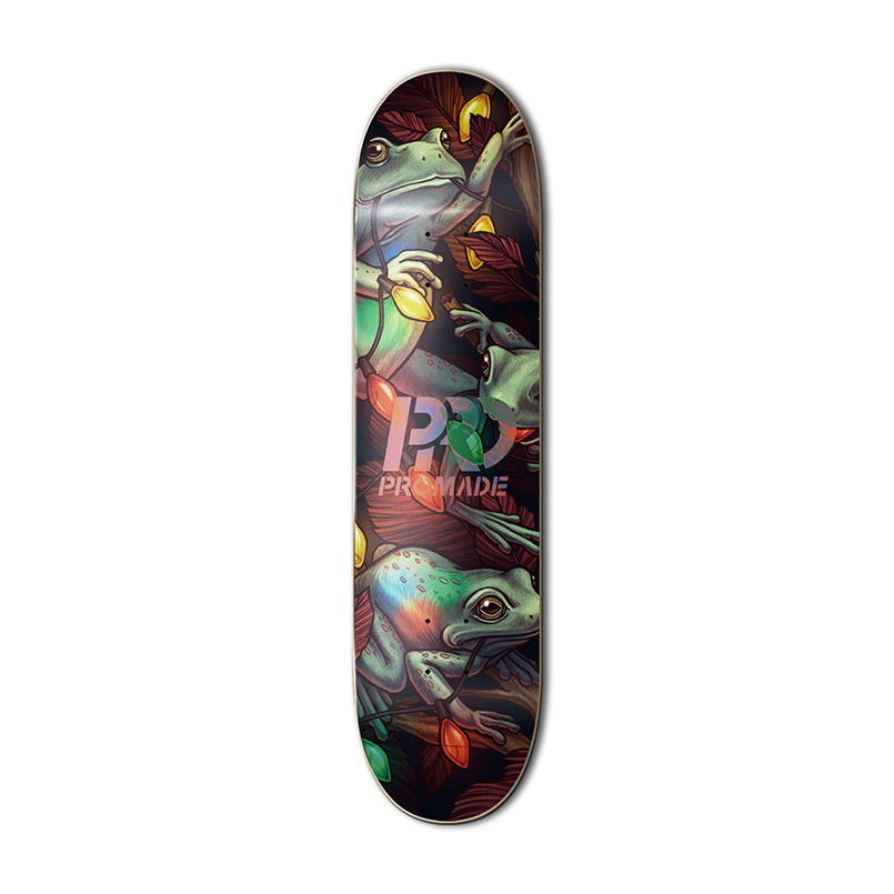 Pro High Quality Graphics Decks Skate 7.875/8'/8.125/8.25 Skateboard Boards Canadian Maple Deck DOUBLE ROCKER Skateboard Deck 1 set quality usa complete skateboard deck 7 875 8 8 125 8 25 inch