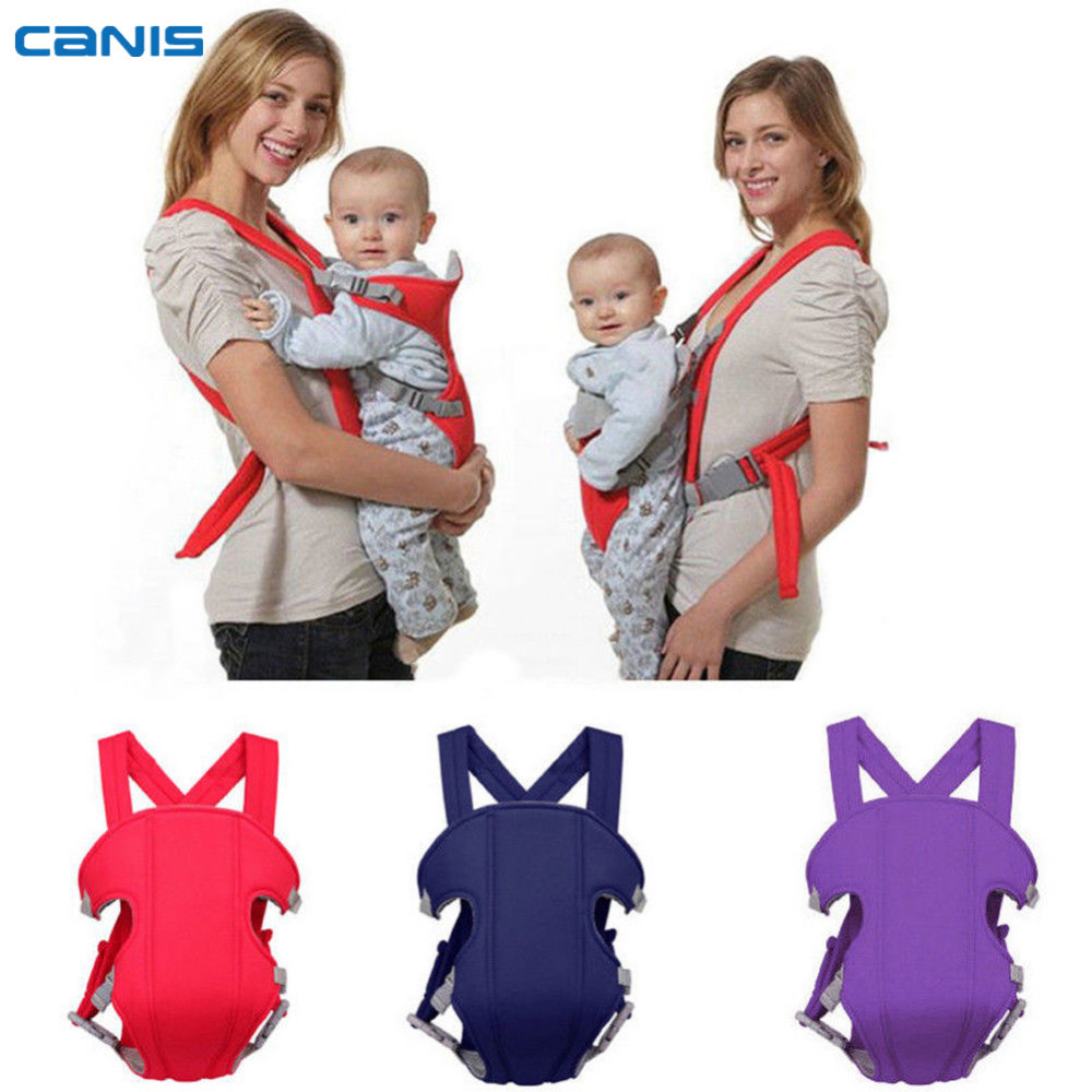 Brand New Adjustable Baby Infant Toddler Newborn Safety Carrier 360 Four Position Lap Strap Soft Baby Sling Carriers 2-30m