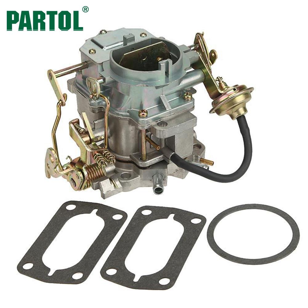 Техники автомобиля карбюратор карбюратор для Плимут моделей для Dodge грузовик 1966-1973 с 273-318 двигателя Картер карбюратор замена