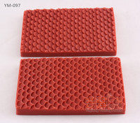 2pcs Set Lace Mermaid Fish Scale Fondant Embosser Texture Cake Silicone Clamping Molds Cupcake Mould Baking