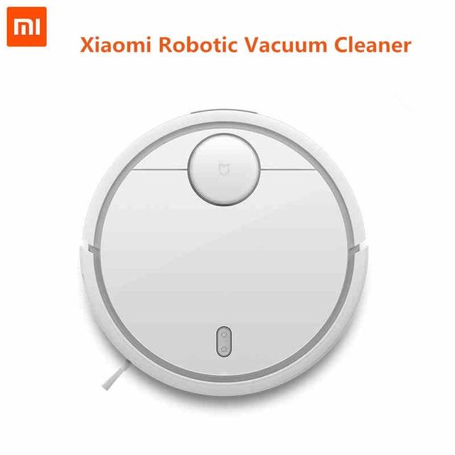 2018 New Xiaomi Robotic Vacuum Cleaner Mi Robot Vacuum Room Robot