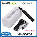 100% Original Joyetech eGo UNO V2 Atomizador Starter Kit con 2 ml y 1500 mAh/2200 mah Batería