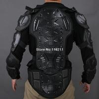Free shipping Racing Motorcycle Body Armor Spine Chest Protective Jacket Gear M L XL XXL XXL