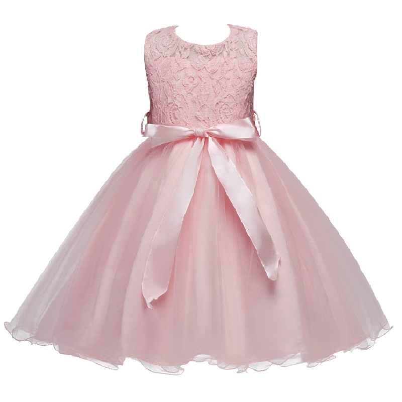 New Christmas Party Dress for Girl 2017 High quality Ball Gown Pageant New year Princess Birthday Party Dress for girl 3-10 Year