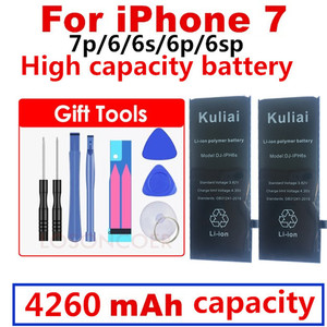 Image 1 - 100% חדש סוללה עבור iPhone 6 בתוספת עבור 6 s בתוספת החלפה עבור iPhone 6 בתוספת 5.5 סוללה כלים + מדבקה