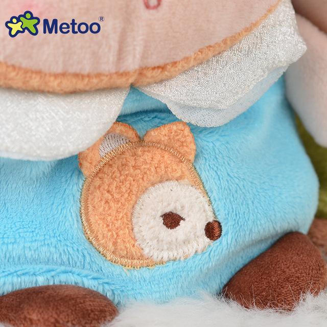 Kawaii Plush Rabbit Metoo Doll