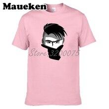 Men La Joya Paulo Dybala 10 mask gestures T-shirt Clothes  T Shirt Mens o-neck tee W17080805