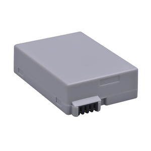 Image 4 - Аккумулятор для камеры LPE8 LP E8, 1800 мАч, 4 шт., зарядное устройство с двойным жк дисплеем и USB для Canon EOS 550D 600D 650D 700D Rebel X4 X5 X6i X7 2i T3i