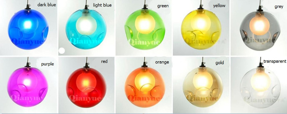 1 PC Stairs Lights Modern Minimalist Creative Pendant Light Personality Art  Dining Room Color Mediterranean Glass Lamp FG32 In Pendant Lights From  Lights ...
