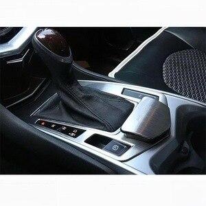 Image 2 - Tonlinker 2 Pcs Auto Styling Rvs Kraampjes Panel Decoratieve Light Box Cover Fit Voor Cadilac Srx Accessoires