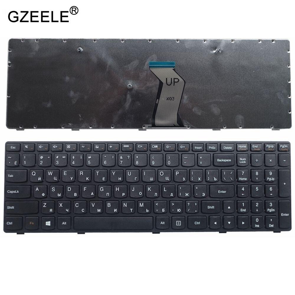 GZEELE Russian Laptop Keyboard For LENOVO G500 G510 G505 G700 G710 G500A G700A G710A G505A G500AM G700AT RU 25210962 T4G9-RU NEW