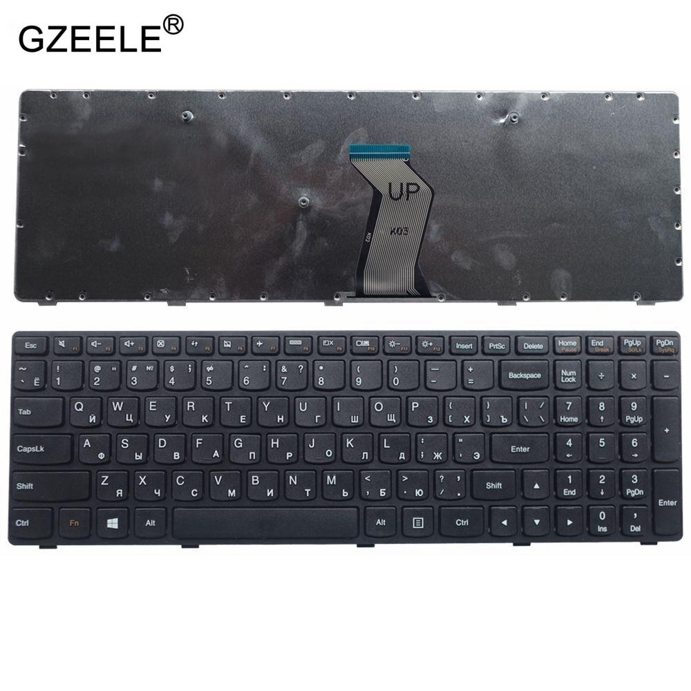 GZEELE teclado ruso portátil para LENOVO G500 G510 G505 G700 G710 G500A G700A G710A G505A G500AM G700AT RU 25210962 T4G9-RU nuevo