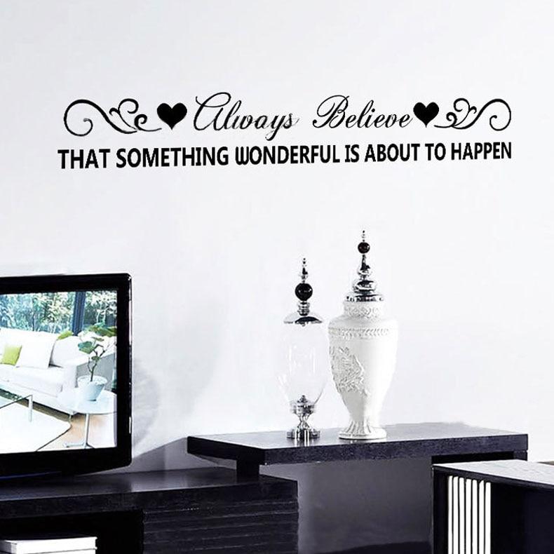 verwijderbare muur letters-koop goedkope verwijderbare muur, Deco ideeën