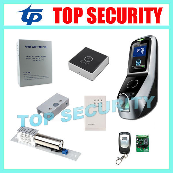 1500 face capacity TCP/IP communication ZK free software multibio700 biometric face and fingerprint door access control system tcp ip biometric face recognition door access control system with fingerprint reader and back up battery door access controller