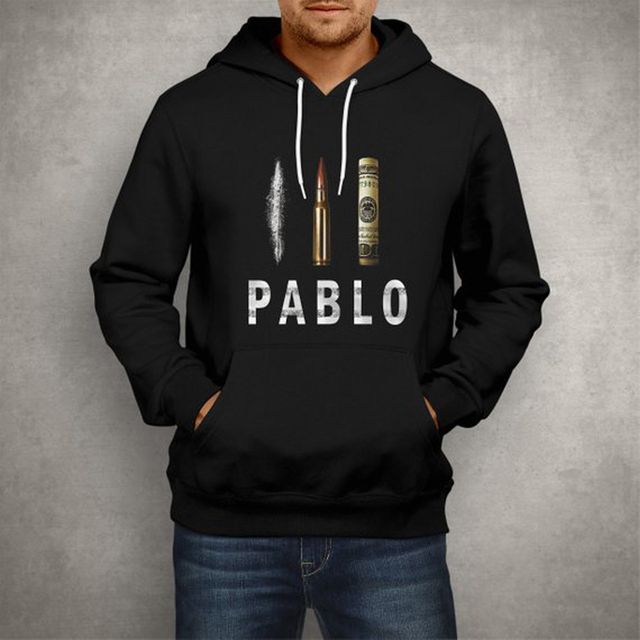 Narcos pablo escobar hoodie best quality new design Men women Hoodie  Pullover Sweatershirt 8af49a4b87b3