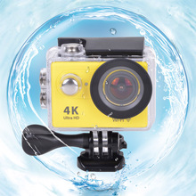 WiFi Ultra HD 4K 2.7K Action Camera H9 2.0 inch Screen 12MP HD1080P 60fps Mini Sport Camcorder w/ 6G 170 degree Wide Angle Lens