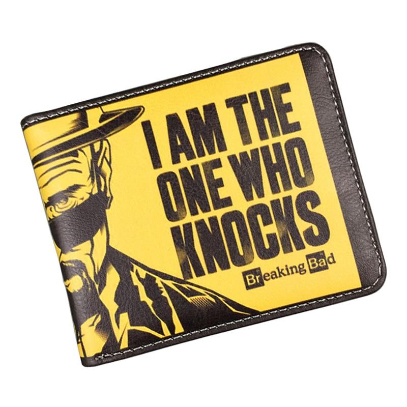 Bioworld Cartoon Anime Wallets Breaking Bad Coin Pocket Purse PU Leather Zipper Card Holder Bags Gift for Teenager Dollar Wallet vinca sport h g 96 длина 102 мм