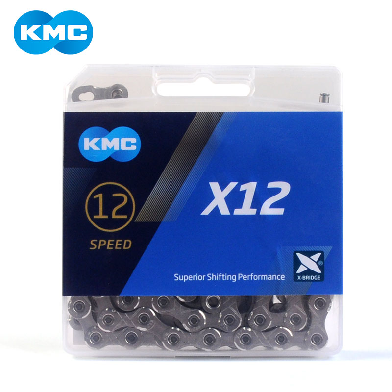 X12 Bicycle Chain 126L 12 Speed Bicycle Chain With Original Box and Magic Button for MTB