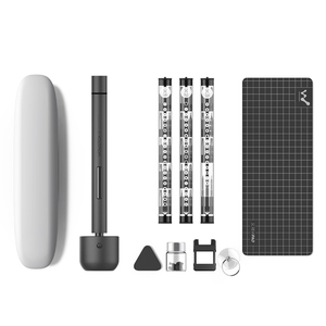 Image 4 - Wowstick 1p/1Fプロアップグレード版電動ドライバーで 64 1 セットコードレス充電携帯電話カメラノートブック修理キット