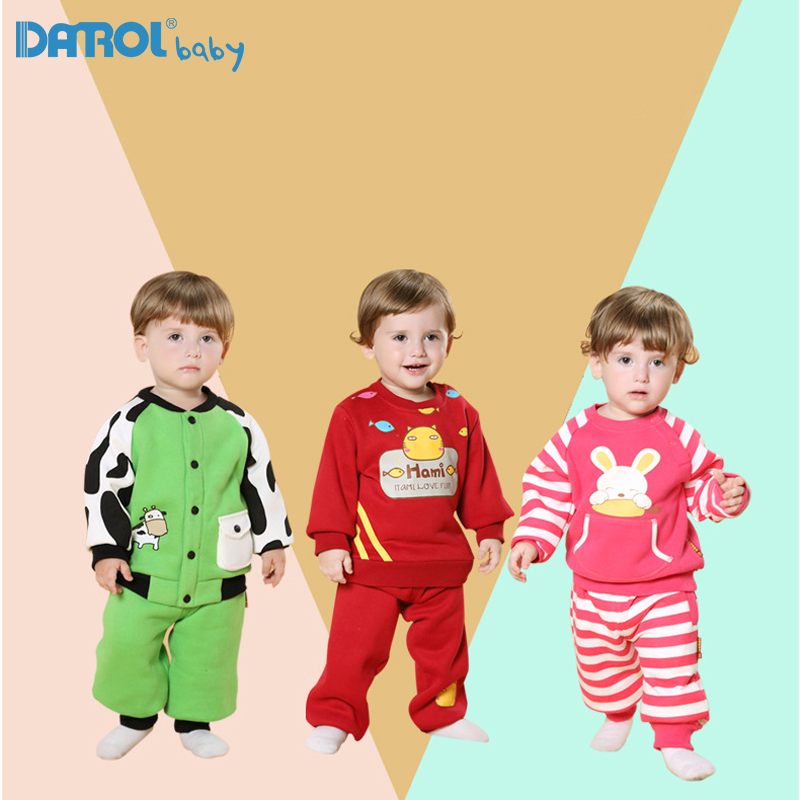 Soft-Active-Solid-Baby-Boy-Girl-Hoodies-Sets-Fleece-Long-Sleeve-Stand-Collar-With-Zipper-Long-Pants-Children-Sport-Suit-DR0186-4