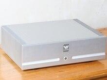 Готовые 1:1 кабинет/копия dartzeel NHB-108 цепи D5 Мощность усилитель 100 Вт/8 Ом двойной канал