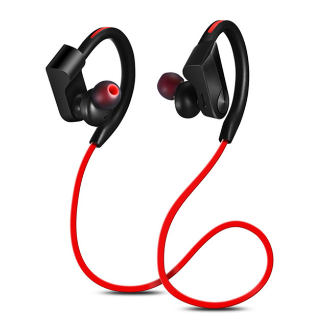 Waterproof Wireless Headphone Stereo Bluetooth headphones In Ear Bluetooth Earphone MP3 Player with Micphone for iPhoneX Android