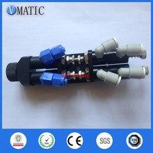 dispenser valve high precision dispensing