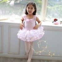 الفتيات الرقص الباليه dancewear توتو طفل الفتيات ملابس ازياء الباليه تنورات قصيرة الباليه اللباس طفل المهنية
