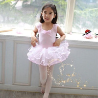 Girls Dance Costumes Ballet Tutu Child Dancewear Girls Ballet Clothes Costumes Toddler Professional Tutus Ballerina Dress