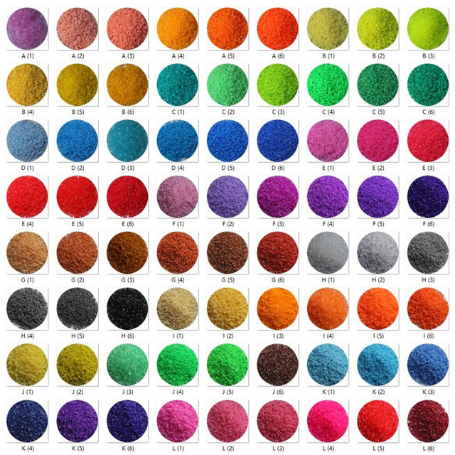 2.6mm Hama Beads 3D Puzzle Toys for Children 10 Bags 10000PCS/Set10 Colors Perler Beads Puzzles for Adults Brinquedos