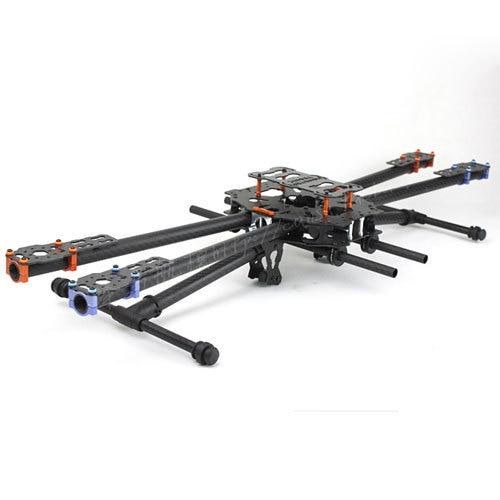 TL65B01 Tarot Iron Man 650 Fully Folding Carbon Fiber Aircraft FPV Quadcopter franke tl 65 m bd