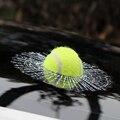 Universal 3D Etiqueta Engomada Del Coche Del Espejo Retrovisor de Ventana Pelota de Tenis de Cristal Auto Adhesivos Para Audi BMW Toyota Accesorios de Decoración