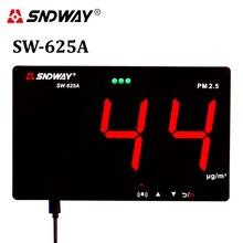 Air Qualité Moniteur/Mini Laser PM2.5 Moniteur Mur monté/Inovafitness PM2.5 Détecteur/détecteur de Gaz/analyseur De Gaz/outil de diagnostic