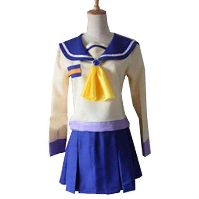 2018 Hot Anime Corpse Party Cosplay Costume Naomi Nakashima Ayumi