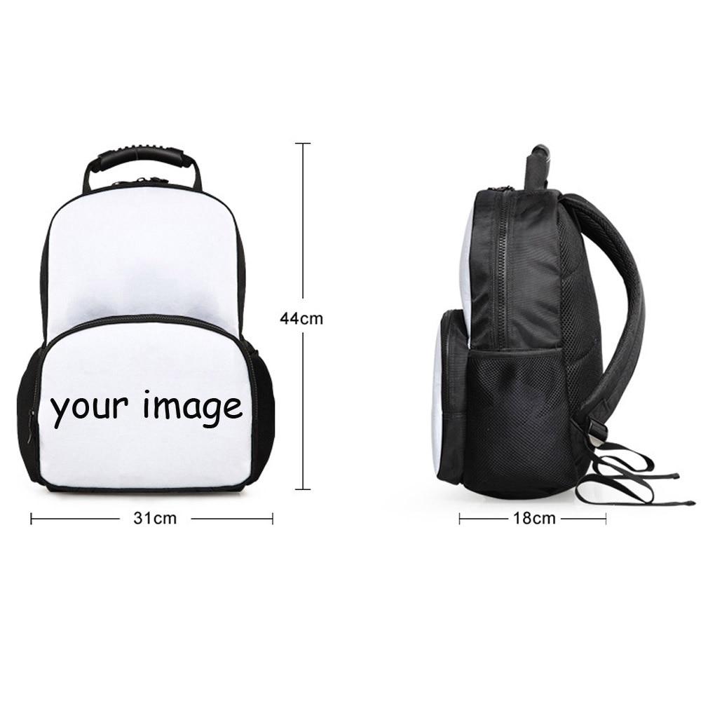 FORUDESIGNS Fancy 3d Animal Wolf Crazy Horse School Bag for Teen Girls Multicolor Women Galaxy Star Schoolbag Big Kids Bookbag