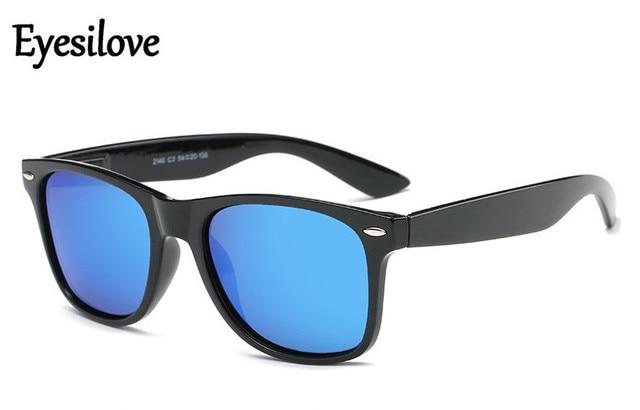 d9addfac08 Eyesilove cheap plastic Sunglasses fashion Women men driving Sun Glasses  classic mirror sunglass uv400 gafas several color 3026