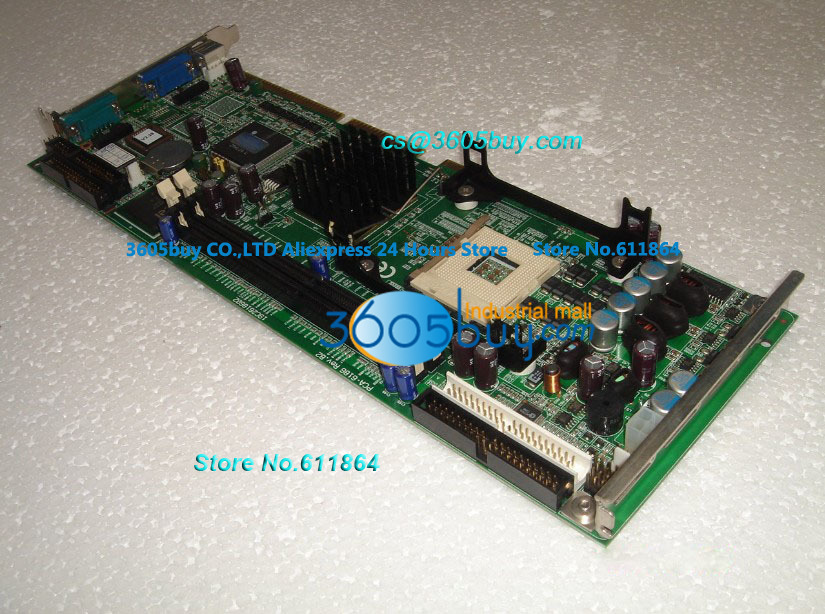 PCA 6186 PCA-6186 B2 industrial motherboard 100% Tested Good Quality pca 6003 pca 6003ve a2 industrial motherboard tested good board with fan cpu and ram