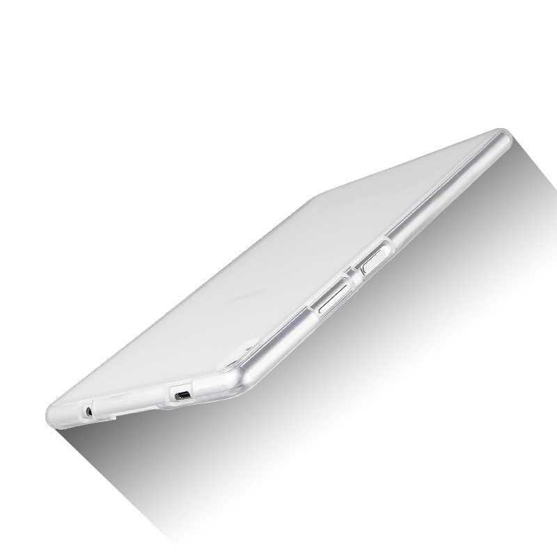 """OLPAY حافظة لهاتف لينوفو تاب 4 Tab4 8 Plus TB-8704F TB-8704N 8 """"تابلت PU جلد لاجهزة TAB4 8 Plus TB 8704 حافظة خلفية + قلم ستايلس"""