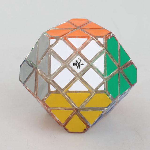 Marca Nueva Dayan Gem II Cubo Mágico Speed Puzzle Juego de Cubos de Juguetes Educativos para Niños de Los Niños