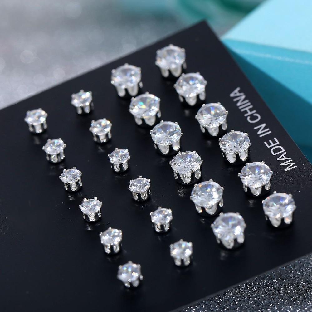 Stud Earrings Set for Women Earrings Jewelry Women Jewelry